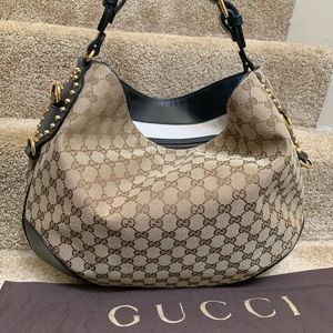Gucci bag with dustbag
